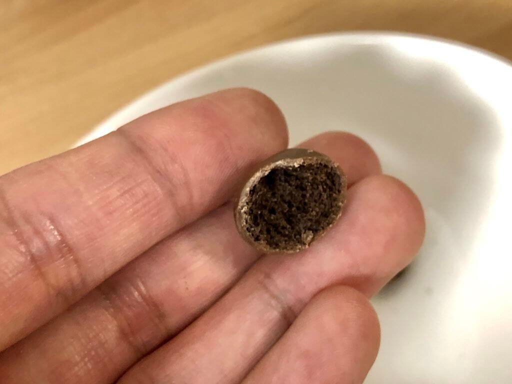 チョコレートボール中身
