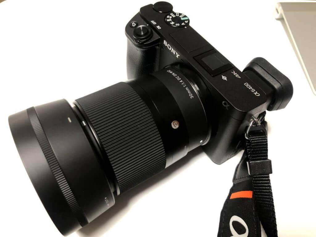 SIGMA30mm F1.4 DC DN